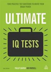 Picture of ULTIMATE IQ TESTS