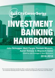 Picture of Investment Banking Handbook