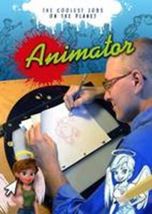 Picture of THE COOLEST JOBS ON THE PLANET: ANIMATOR