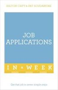 Picture of JOB APPLICATIONS IN A WEEK