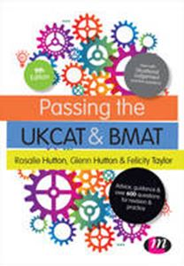 Picture of PASSING THE UKCAT & BMAT