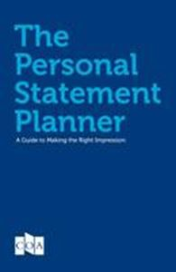 Picture of Personal Statement Planner (Pack of 20)