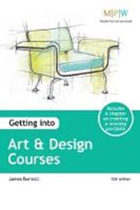 Picture of GETTING INTO ART & DESIGN COURSES