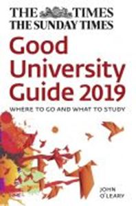 Picture of TIMES GOOD UNIVERSITY GUIDE 2019