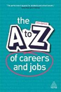 Picture of The A-Z of Careers and Jobs