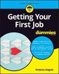 Picture of Getting Your First Job for Dummies