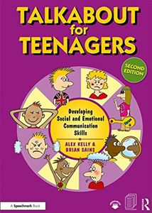 Picture of TALKABOUT FOR TEENAGERS 2ND EDITION
