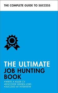 Picture of Ultimate Job Hunting Book