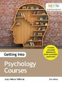 Picture of GETTING INTO PSYCHOLOGY