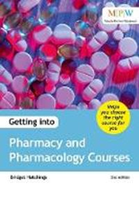 Picture of GETTING INTO PHARMACY & PHARMACOLOGY COURSES