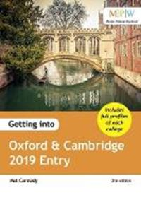 Picture of Getting into Oxford & Cambridge 2019 Entry