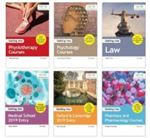 Picture of Getting into Course Guides: Set of 6 (New for 2019 Entry)