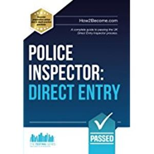 Picture of How 2 Become: A Police Inspector: Direct Enquiry