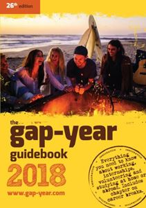 Picture of GAP-YEAR GUIDEBOOK 2018