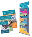 Picture of Career Motivators Roller Banner - Premium Base
