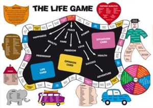 Picture of The Life Board Game