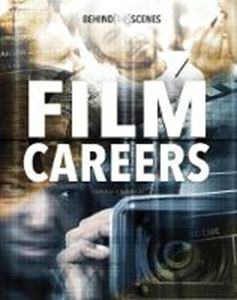 Picture of Behind the Scenes: Film Careers (PB)