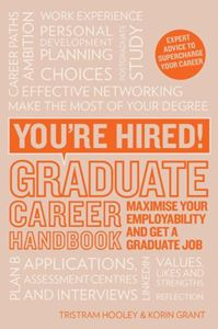 Picture of You're Hired! Graduate Career Handbook