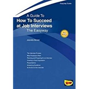 Picture of How to Succeed at Job Interviews The Easyway