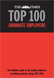 Picture of The Times Top 100 Graduate Employers 2018-19