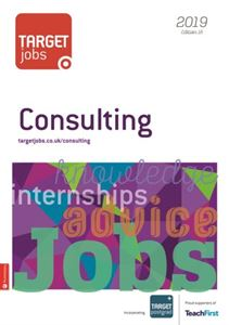 Picture of TARGETjobs: Consulting 2019
