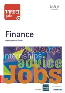 Picture of TARGETjobs: Finance 2019