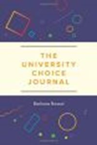 Picture of The University Choice Journal  - Pack of 10