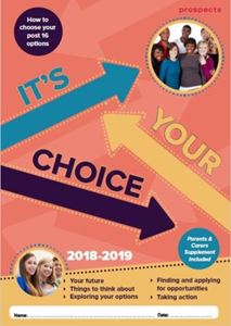 Picture of It's Your Choice 2018/19: Pack of 10