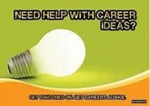 Picture of Need Help With Careers Advice Poster