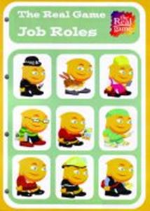 Picture of THE REAL GAME: JOB ROLES PAD (VERSION 3)
