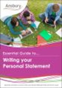 Picture of Essential Guide to Writing Your Personal Statement (Pack of 5 booklets