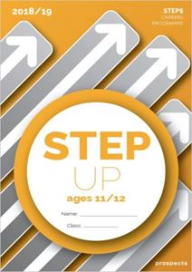 Picture of Step Up (Ages11/12) 2018-19 Pack of 10