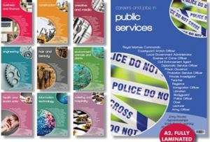 Picture of Careers and Jobs in Posters: Set of 10