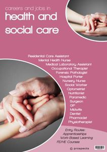 Picture of Careers and Jobs in Health and Social Care Poster