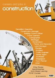 Picture of Careers and Jobs in Construction Poster