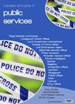 Picture of Careers and Jobs in Public Services Poster