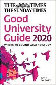 Picture of Times Good University Guide 2020: Where to go and what to study