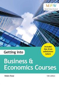 Picture of Getting into Business & Economics Courses