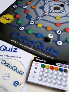 Picture of OctaQuiz: Saving and Borrowing 11+ - Set of 8