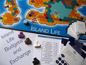 Picture of Island Life: Budgets and Exchange 9+ - Set of 8