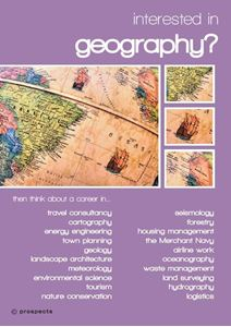 Picture of Subject Poster: Geography