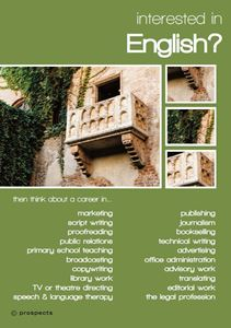 Picture of Subject Poster: English
