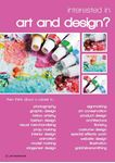Picture of Subject Poster: Art and Design