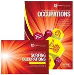 Picture of Occupations 2019-2021 and Surfing Occupations 2nd edition Bundle