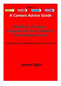 Picture of Careers Advice Guide - Book 3 - Building, Property, Engineering & Computer Technology PDF