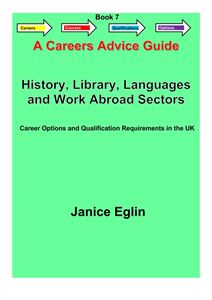 Picture of Careers Advice Guide - Book 7 - History, Library, Languages & Work Abroad PDF