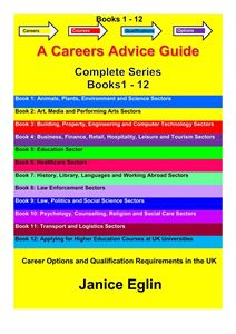 Picture of Careers Advice Guide - Compilation Books 1-12 PDF
