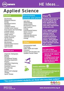 Picture of HE Ideas Leaflets PDF