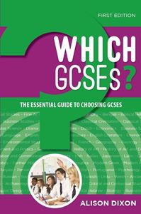 Picture of Which GCSEs?