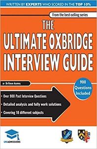 Picture of The Ultimate Oxbridge Interview Guide